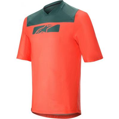 dres Alpinestar DROP 4.0 RED